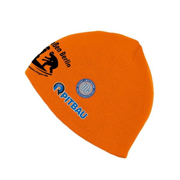 SV Preußen Berlin - Ringer - SOL´S Bronx Hat orange LC88122