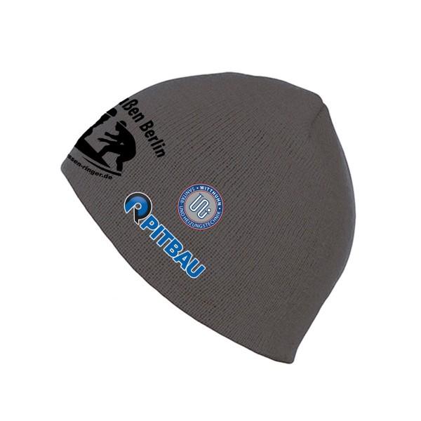 SV Preußen Berlin - Ringer - SOL´S Bronx Hat dark grey (solid) LC88122